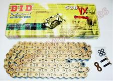 Suzuki GSX1400 DID Gold X-Ring Drive Chain (530VXGB  x 116 Link)