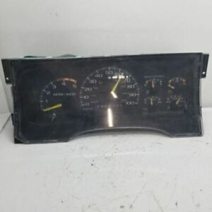 Speedometer I-beam Front Axle Only US Fits 97-02 CHEVROLET 3500 PICKUP 3002