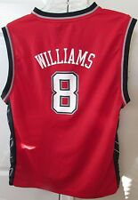 NBA New Jersey Brooklyn Nets Deron Williams #8 Jersey Youth XL by Adidas
