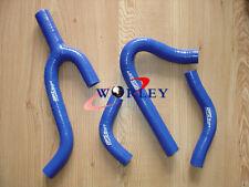 silicone radiator coolant hose KTM 250/300/380 SX/EXC/MXC 1998-2003 1999 2000 BL