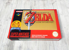 Boite SNES / Box : Zelda - A Link to the Past [FRA-Classic]