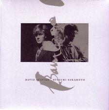 "DAVID SYLVIAN / RYUICHI SAKAMOTO Bamboo Houses - 7"" / Vinyl - RSD 2015"