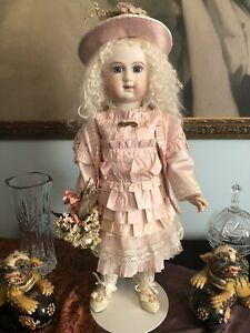 Antique Reproduction Jumeau Doll by Mary Lambeth
