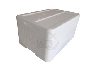 Box Cassa Scatola Termica in Polistirolo per trasporto alimenti da 30 kg