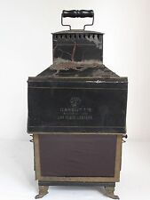 Antique Carbutt's Dry Plate Lantern c.1880's