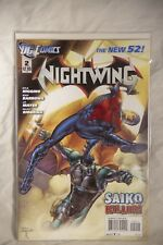DC Comics Nightwing (The New 52) Issue#2