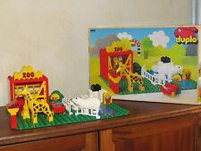 LEGO DUPLO ZOO 2666 CON SCATOLA ORIGINALE COMPLETO
