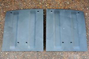 Land Rover Freelander mk1 3-door pair of non-transparent / plastic roof panels