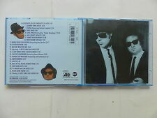 CD Album The very best of THE BLUES BROTHERS 7567 80620 2
