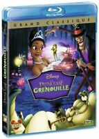 "Blu ray disney "" La princesse et la grenouille "" collection grand classique"