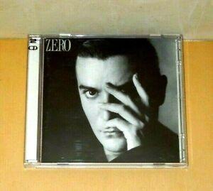 """RENATO ZERO: """"ZERO""""- 1a STAMPA/1987 - 2/CD - CUSTODIA SLIM!! - BUONE CONDIZIONI!"""