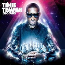 Tinie Tempah - Disc-Overy (NEW CD)