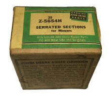 John Deere Z5654H Serrated Sections for Mowers Nos