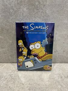 The Simpsons The Complete 7th Season Collectors Edition DVD | BRAND NEW SEALED