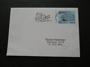 2012/11) Christkindl 24.12.2012 - Werbe  /  amtl. Briefumschlag