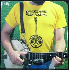 PHILADELPHIA FOLK FESTIVAL Original 1978 Flying Fish 1st Press SEALED LP