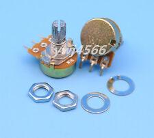 10Pcs B1M   1M  Ohm Linear Taper MINI Potentiometer Pot 15mm 3Pin