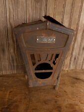 Antique Chevrolet water Heater Heat Black 1920's ? 1930's ? Car Automobile Rat