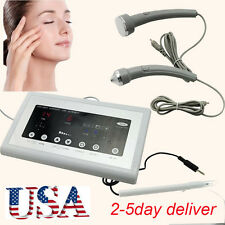 Ultrasonic Anti Aging Beauty Facial Skin Spa Salon Machine Freckle Spots Removal