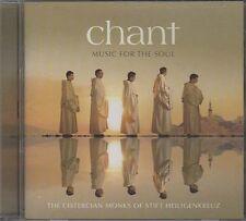 Chant Music For The Soul ~ The Cistercian Monks of Stift Heiligenkreuz ~ CD ~ VG