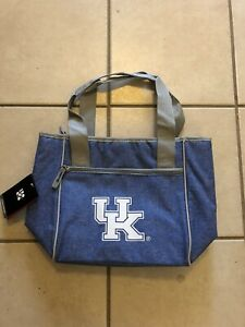 UNIVERSITY OF KENTUCKY WILDCATS 16 CAN COOLER TOTE BAG NWT Go Big Blue!