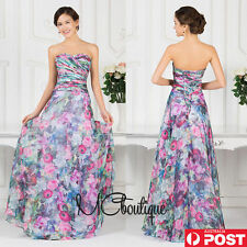 Unbranded Dry-clean Only Floral Maxi Dresses for Women