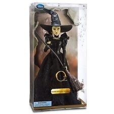 """Disney Store Oz The Great and Powerful Wicked Witch of the West Doll 11.5"""" H"""