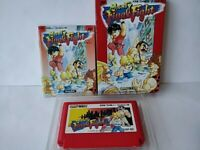 Mighty Final Fight Nintendo Famicom NES Cartridge,Manual Boxed set tested-b813-