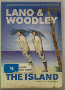 DVD - Lano & Woodley: The Island - FREE POST #P1