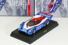 NISSAN R90CP #23 Kyosho 1/64 Japanese NISSAN RACING Car Collection Minicar