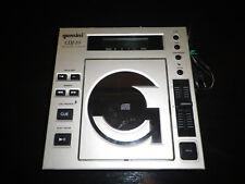REPRODUCTOR PROFESIONAL DJ GEMINI CDJ-10,EN EXCELENTE ESTADO, CON GARANTIA 1 AÑO
