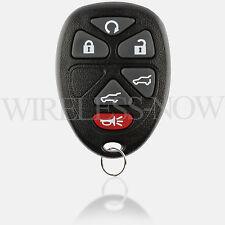 Car Key Fob Keyless Remote 6Btn For 2007 2008 2009 2010 2011 Cadillac Escalade