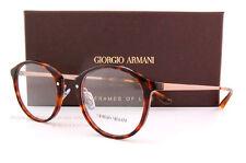 Brand New Giorgio Armani Eyeglass Frames AR 7028  5018 HAVANA For Man