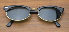 B&L Ray Ban Clubmaster Vintage Bausch Lomb Glass Brille Aviator Outdoor Wayfarer