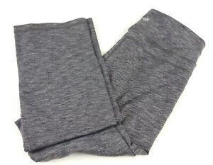 Athleta Straight Up Yoga Pant Size XSP Gray Waist Key Pocket Workout Leggings