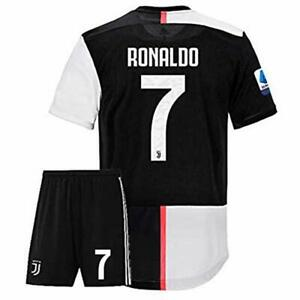 Juventus Football Jersey with Shorts Kids With Socks Sporting Uniq