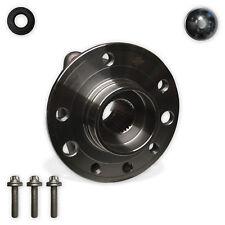 For Saab 9-3 1.9 TTiD 2002>2012 1x Front Hub Wheel Bearing Kit Lh Rh ABS Sensor