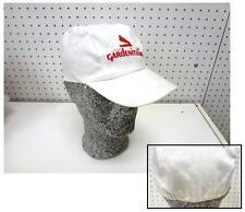 Cappello hat caps hut motosega chainsaws CASTELGARDEN GARDEN ITALIA bianco white