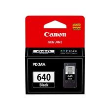 Canon PG-640 Genuine Ink 180 Pages - Black - For MG2160, MG2260, MG3160, MG3260