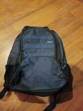 Targus C4 Blue/Black Tactical Laptop Backpack Multi Purpose Zipper Pockets