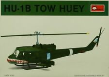 Minicraft 1:48 HU-1 B Tow Huey Attack Helicopter Plastic Model Kit #1604