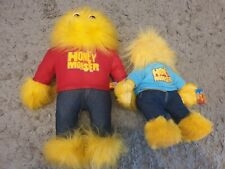 Father And Son Honey Monster Plush One 56cm One 38cm