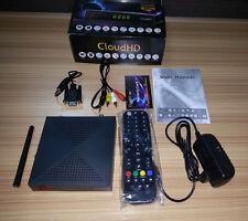 RECEIVER SATELLITE HD Cloud N4 DVB-S2 WIFI + RJ45 powervu, IKS, cccam, IPTV, ETC