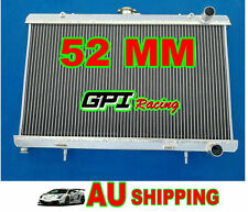 52MM GPI SUPER COOLING NEW aluminum radiator for Nissan S13 CA18DET CA18
