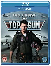 TOP GUN 3d *Blu ray* 3D SEALED/NEW Tom Cruise  Film/Movie 3 D 5051561037900