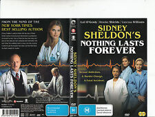 Nothing Lasts Forever-Sidney Sheldon-1995-Gail O'Grady-2 Disc-Movie-DVD