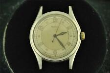 VINTAGE MENS SWISS HARVEL BUMPER AUTOMATIC WRISTWATCH FOR PARTS