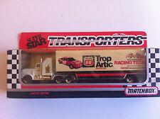 Matchbox - Transporters Nascar Camion Motorsports racing team - Pontiac (1/87)