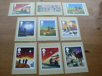 Royal Mail PHQ Stamp Cards - Sold Individually in Sets, 2015, 2016, Mint