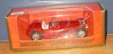 Matchbox Yesteryear Y3 Riley MPH red body, ruby chassis two tone version